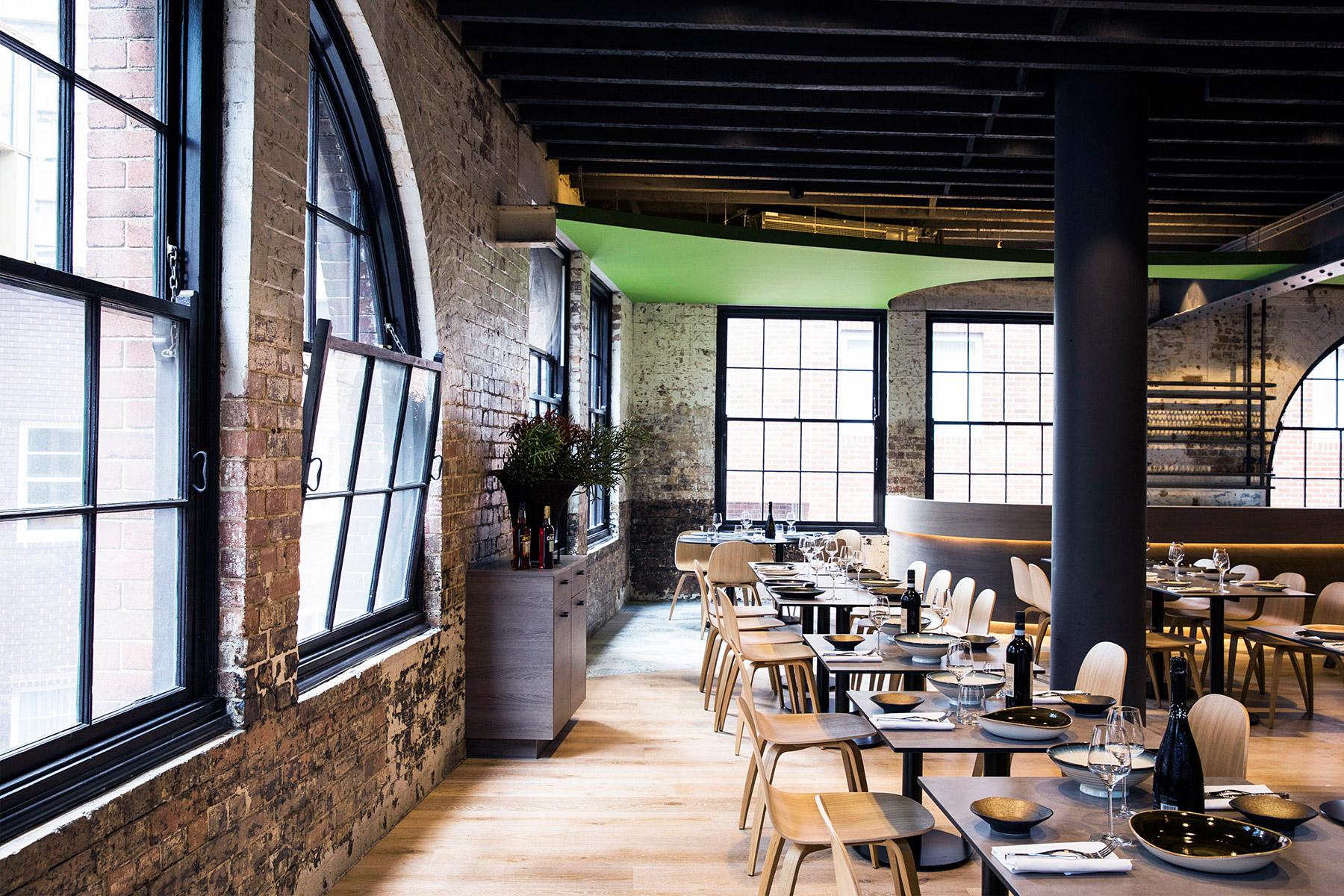 Olio Kensington Street interior