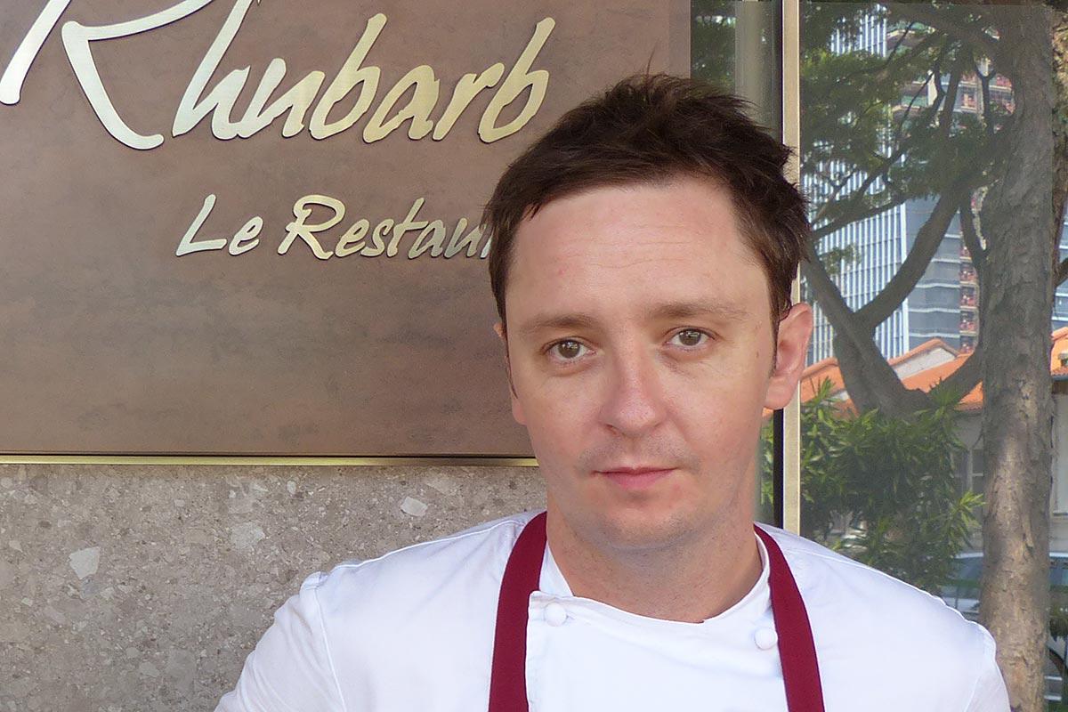 Chef Paul Longworth